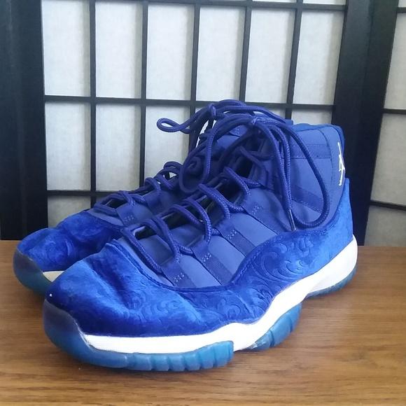 417813cf8f1a Jordan Other - Air Jordan Mens Size 12 M Basketball Shoes Blue